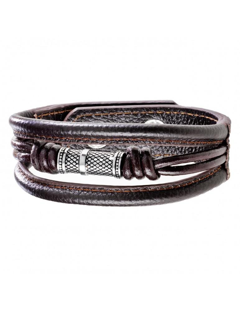 Bracelet Homme Cuir Agrelo DOGME96