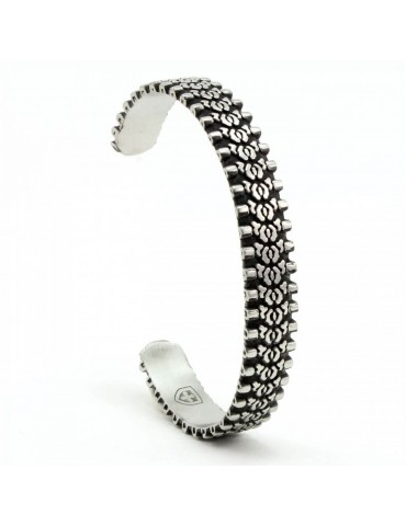 Bracelet Jonc en acier pour Homme Belem