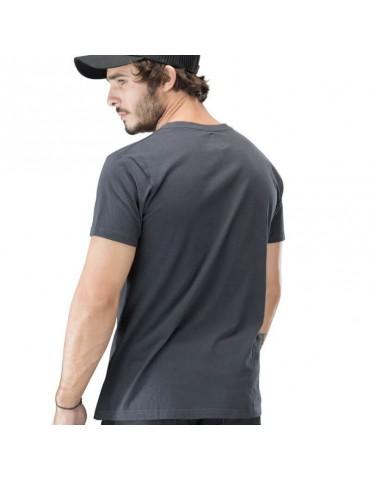 T-shirt homme Aaron gris foncé VON DUTCH 1
