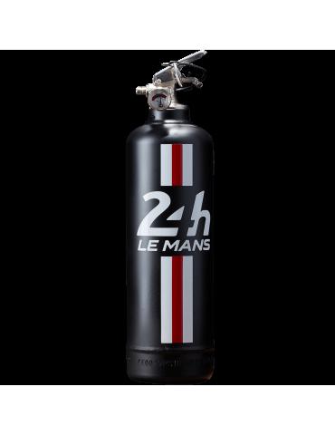 Extincteur voiture 24H Le Mans Bandeau noir