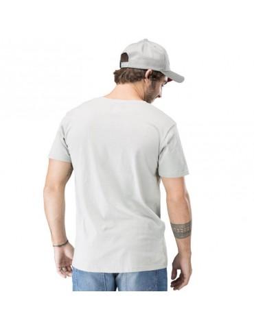 Tee Shirt Homme Aaron gris clair VON DUTCH 1