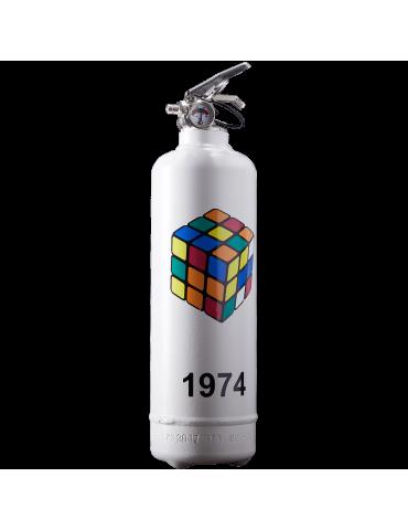 Extincteur design RUBIKS 1974 Classic