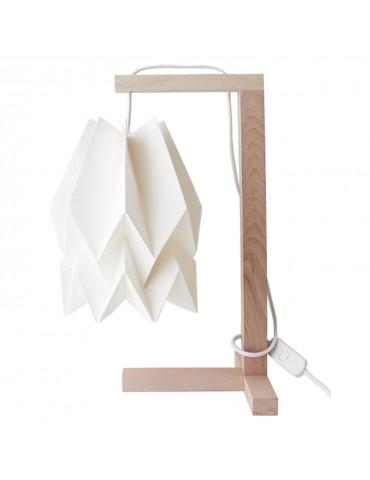 Lampe à poser blanche ORIKOMI