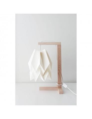 Lampe à poser blanche ORIKOMI 1