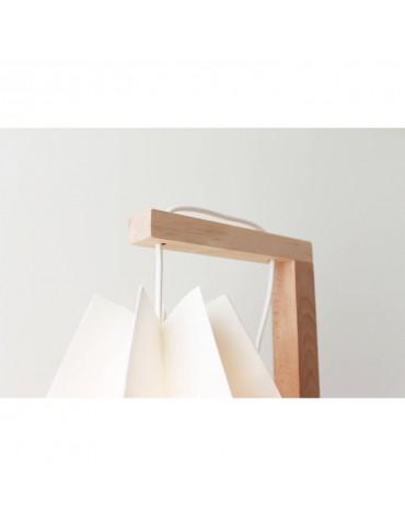 Lampe à poser blanche ORIKOMI 2