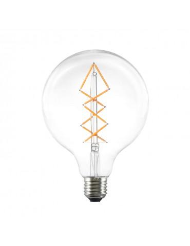 Ampoule LED à filaments croisés E27 marque Bulb Attack
