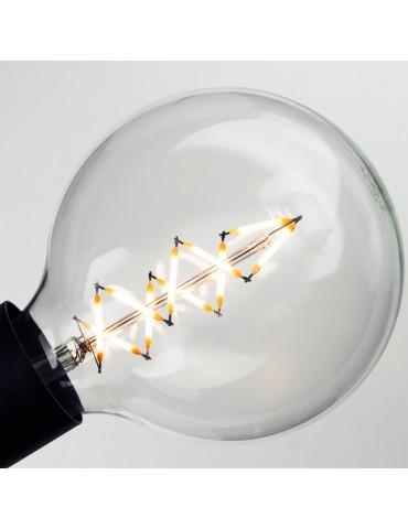 Ampoule LED à filaments croisés E27 marque Bulb Attack 1
