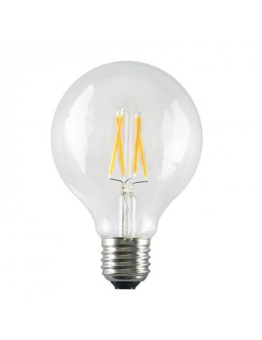 Ampoule LED à filaments couronne E27