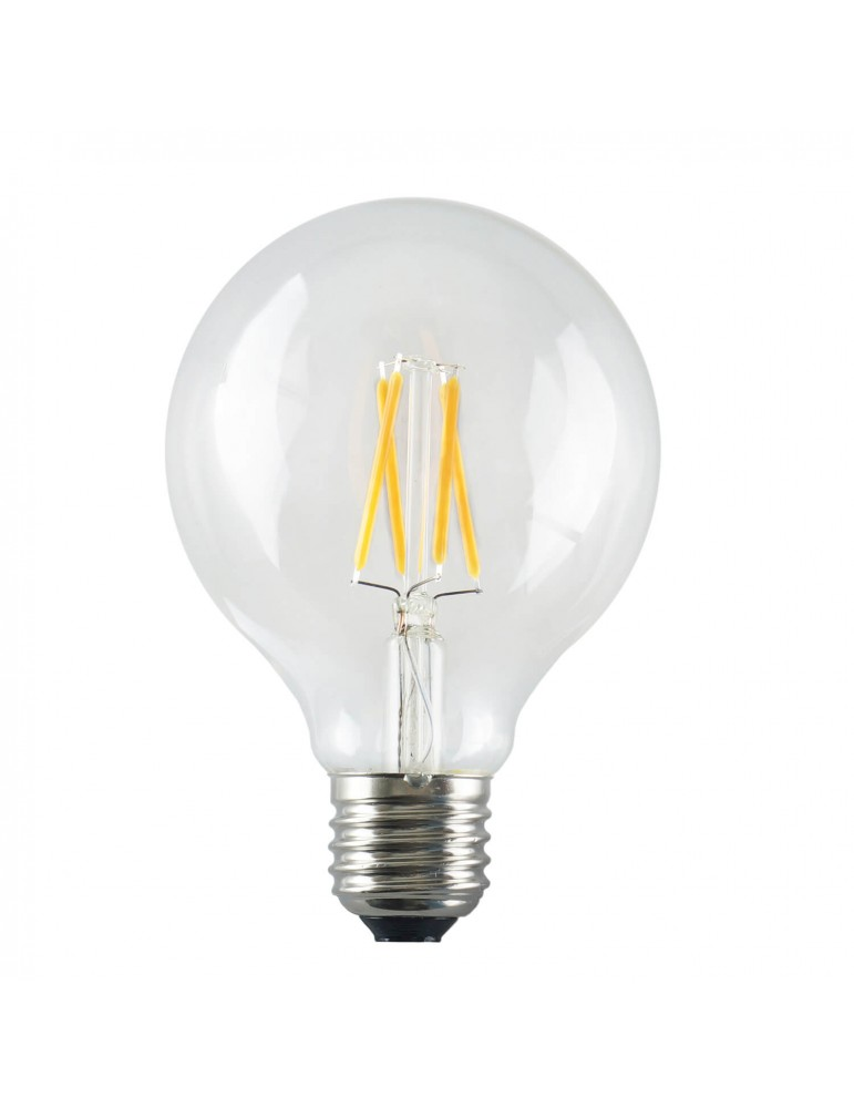 Ampoule LED à filaments couronne E27
