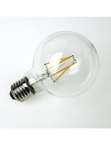 Ampoule LED à filaments couronne E27 1