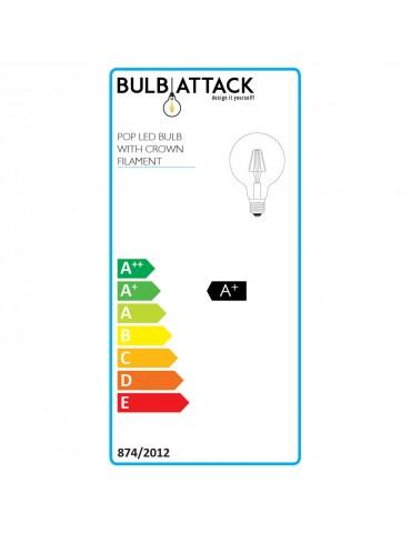 Classe énergie ampoule LED à filaments couronne E27