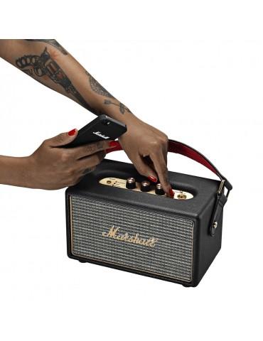 Enceinte bluetooth portable marshall kilburn noir 2