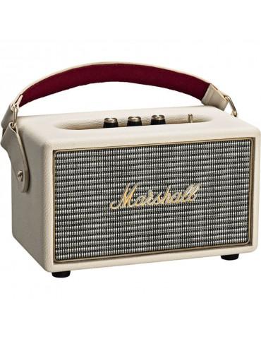 Enceinte bluetooth portable marshall kilburn blanc