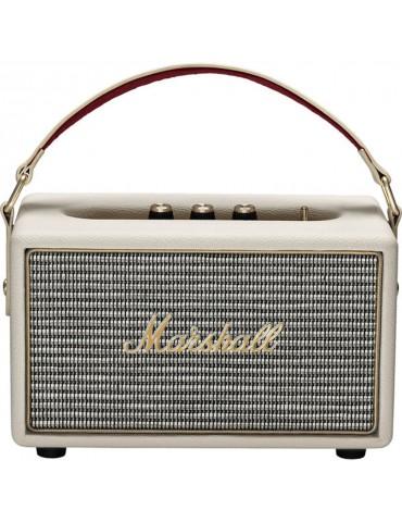 Enceinte bluetooth portable marshall kilburn blanc 3