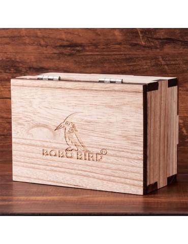 Boîte en bois cadeau pour montre